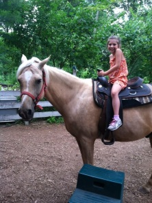 Madison's Pony Ride