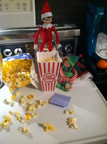 lots of buttery popcorn fun!