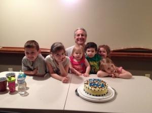 Happy 61st Birthday Dad!